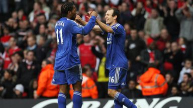 2007 Carling Cup Final  - Chelsea 2-1 Arsenal