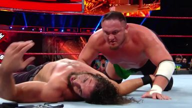 Samoa Joe's vicious statement