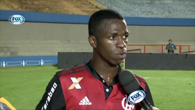 Vinicius Jr unfazed by Real Madrid move
