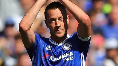 Terry not bothered by final day criticism