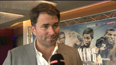 Hearn happy to make Yafai v Chocolatito