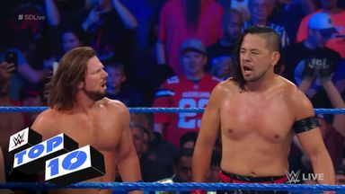 WWE Top 10: SmackDown moments - 23rd May