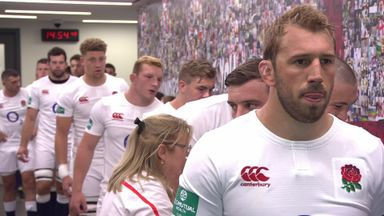 England v Barbarians highlights