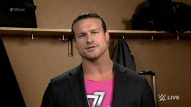 Ziggler reminds us of his achievements