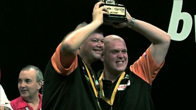 World Cup of Darts arrives in Frankfurt