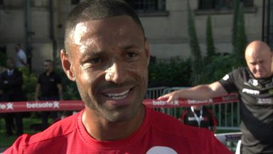 Brook: Expect a thriller