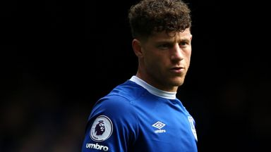Koeman: Barkley has one week to decide