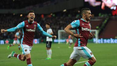West Ham 1-0 Tottenham