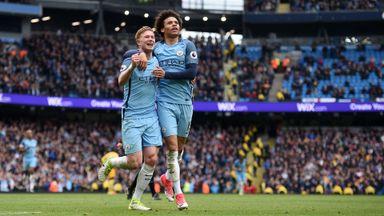 Man City 5-0 Crystal Palace