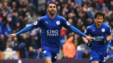 Leicester 3-0 Watford