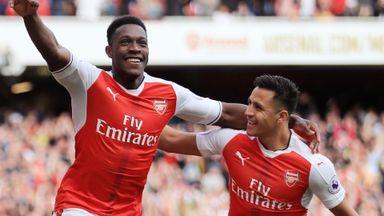 Arsenal 2-0 Manchester Utd