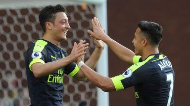 Stoke 1-4 Arsenal