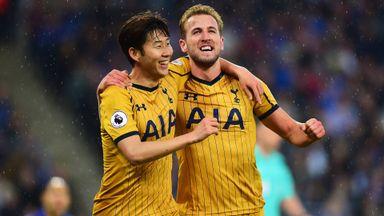 Leicester 1-6 Tottenham