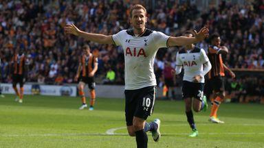 Hull 1-7 Tottenham