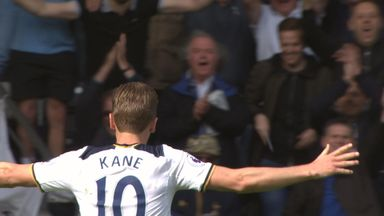 Kane secures golden boot