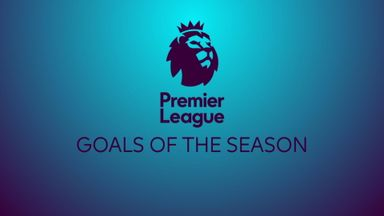 Premier League Goals of the Season
