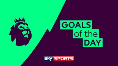 Premier League Goals of the Day