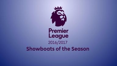 Premier League Showboats of the Season