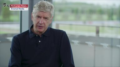 Wenger: I can work where I love to be