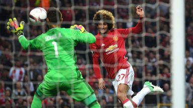 Man Utd 1-1 Celta Vigo