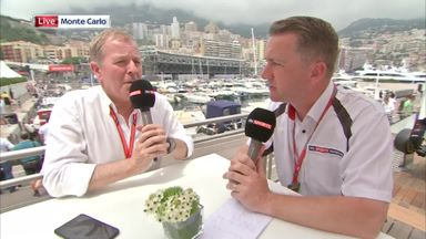 Latest ahead of Monaco Grand Prix