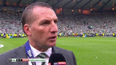 Rodgers: History never comes easy