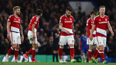 What went wrong at Middlesbrough?