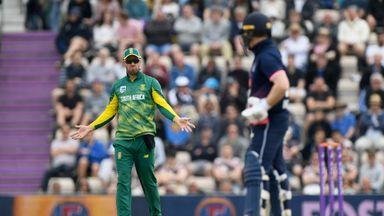 De Villiers ball 'mystery'
