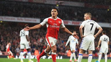 Sanchez's Arsenal future