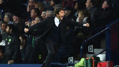 Conte proud of Premier League title