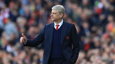 Wenger signs new two-year deal