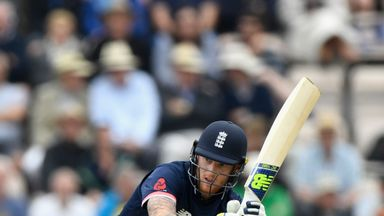Eng v SA: 2nd ODI highlights