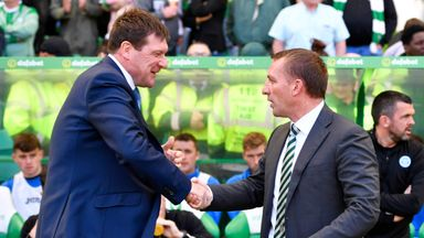 Wright: A massive task against Celtic