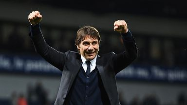 Petit confident Conte will stay