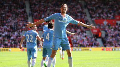 Southampton 0-1 Stoke