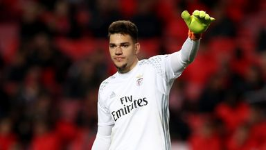 Ederson due in Manchester