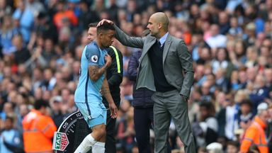 Guardiola keeping players grounded