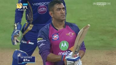 IPL Bitesize - Dhoni fires RPS to final