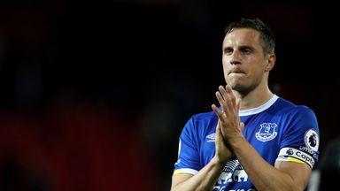 Jagielka: My future is unclear