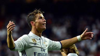 Ronaldo in numbers