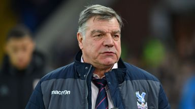 Allardyce rules out Palace job