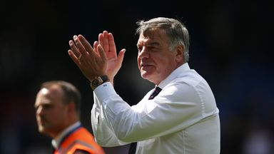 Allardyce open to international return