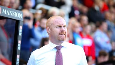 Wright: Dyche won't get top four job