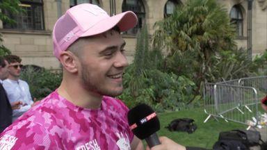 Allen pretty in pink