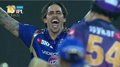 IPL 10 Final - Last over
