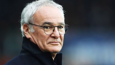 Ranieri hopes for quick return