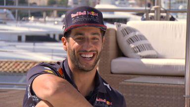 Ricciardo talks Monaco 2016