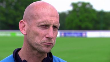 Stam surprised by Reading progress