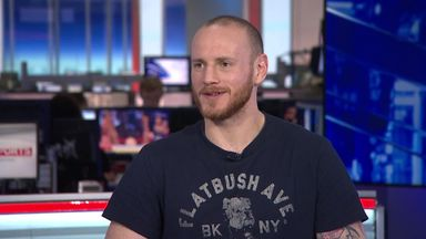 Groves: My biggest fight yet