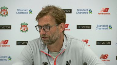 Klopp unhappy over penalty